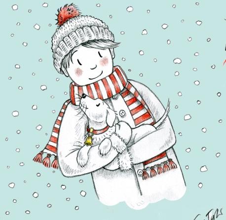 Snowy Boy