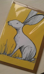 hare-celophane